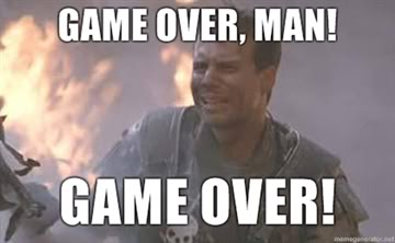 Game Over Man Stream