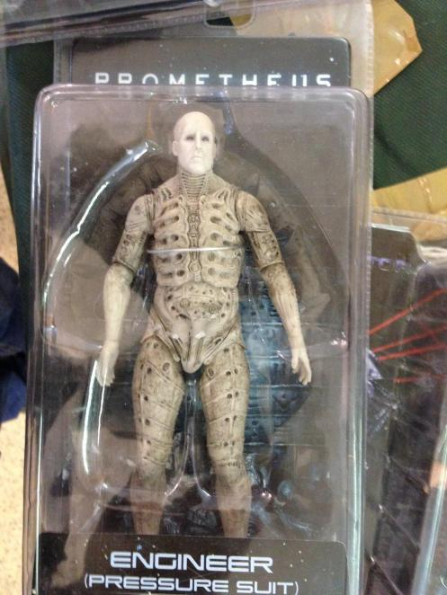 Prometheus doll