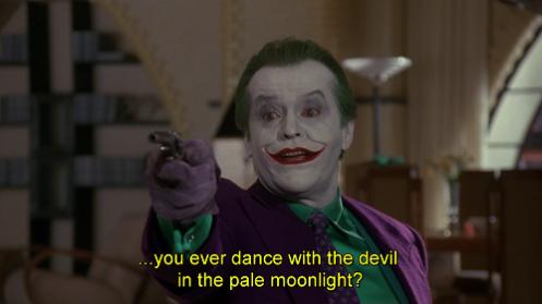 Danzi mai col diavolo nel pallido plenilunio