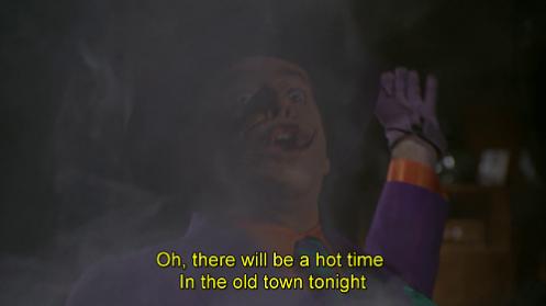 Oh, che notte di fuoco vicino a te Antoine, che notte infuocata!