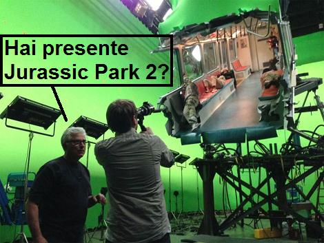 hai presente jurassic park 2