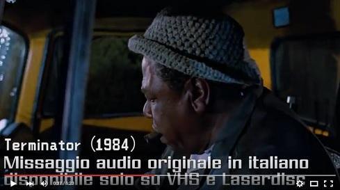 Il monnezzaro di Terminator (1984)